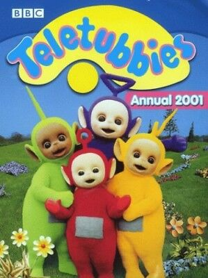 """""""Teletubbies"""" Annual 2001 (Annuals) by BBC 0563475161 The Cheap Fast Free Post"""