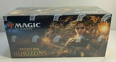 Magic The Gathering Modern Horizons Factory Sealed Booster Box-36 Packs English