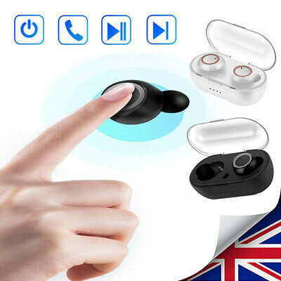 Stylish Stereos Sound Headsets Wireless Twins Earbuds Bluetooth Earphones 5.0 w1