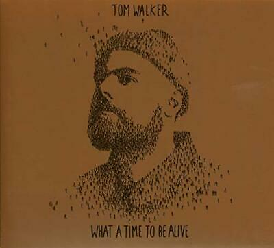 Tom Walker - What A Time To Be Alive (Deluxe Edition) (NEW CD)