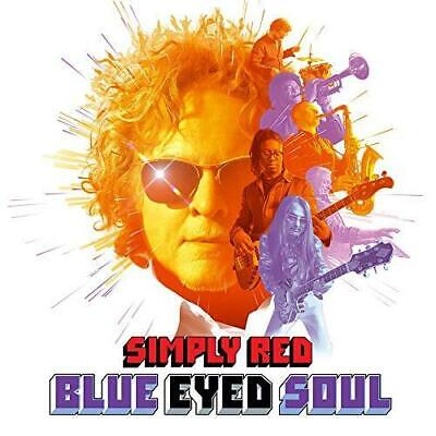 Simply Red - Blue Eyed Soul (NEW CD)
