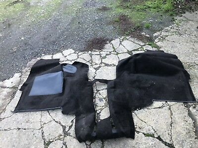 range rover classic Black Gearbox Tunnel Carpet Left Hand Drive 1993-1995