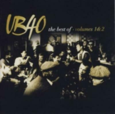 UB40: The Best of Ub40 Volumes 1 and 2 =CD=