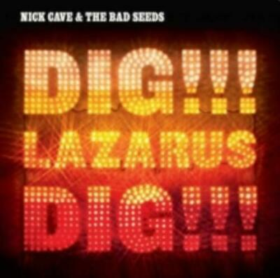 Nick Cave and the Bad Seeds: Dig!!! Lazarus Dig!!! =LP vinyl *BRAND NEW*=