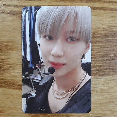Taemin Official Photocard SuperM 1st Mini Album Kpop Genuine