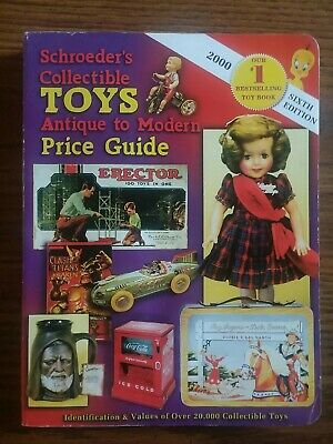 2000 Schroeder's Antiques Price Guide