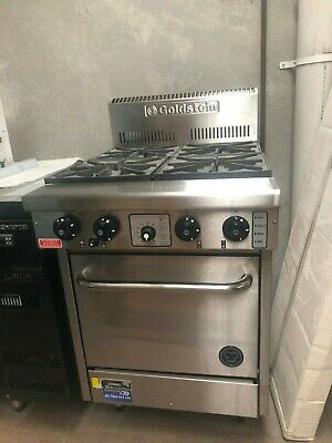 Goldstein Eswood -  4 Burner Gas Oven