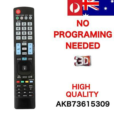 Brand New FOR LG TV Remote Control AKB73615309 47LM6200 55LM7600 60LM6700 - AU