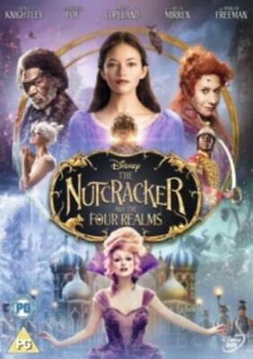 The Nutcracker & the Four Realms <Region 2 DVD, sealed>