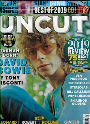 UNCUT MAGAZINE - January 2020 (NEW/) *Post included to UK/Europe/USA/Canada