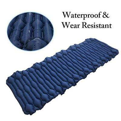 Ultralight Inflatable Sleeping Mat Camping Air Pad Roll Outing Mountaineering