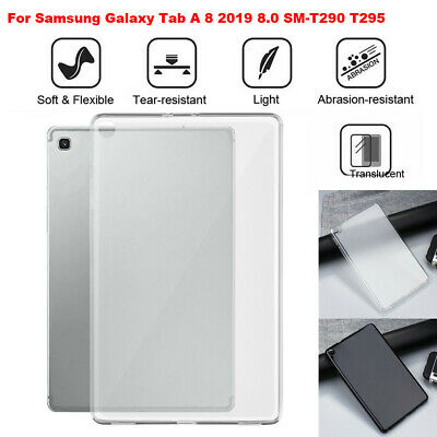 """For Samsung Galaxy Tab A 8 2019 8.0"""" SM-T290 T295 Solf TPU Matte Case Cover"""