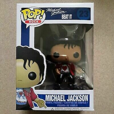 Funko POP MICHAEL JACKSON smooth criminal BAD vinyl PVC Action Figure doll