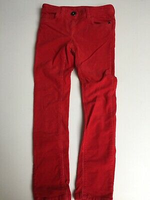 Next Red Cords Age 9 or 134cm Great Condition