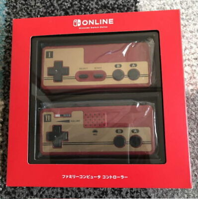 Nintendo switch joy con controller classic online limted import  famicom JAPAN