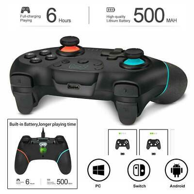 AU Bluetooth Wireless Gamepad Joystick Pro Controller For Nintendo Switch