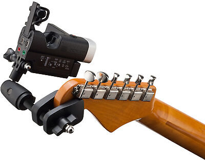 Zoom GHM-1 Guitar Headstock Mount for Q4 Handy Video Recorder GHM1