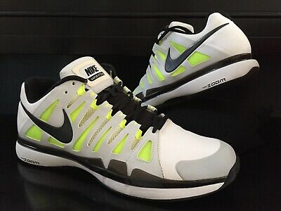 Details about Nike Zoom Air Men's 8.5 BlackGreen 2012