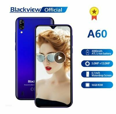 Blackview A60 Smartphone with 1GB+16GB 6.1 inch 19.2:9 Screen Dual Camera