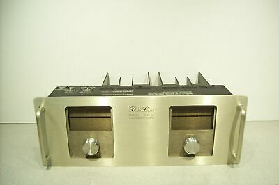 Vintage Phase Linear Model 400 Series Two Stereo Amplifier Tested Working