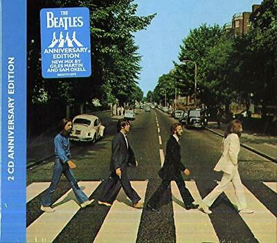 The Beatles Abbey Road 50Th Anniversary Deluxe Edition 2 Cd New 2019 Remix