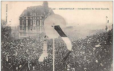 12 . n° 49714 . decazeville . inauguration.ballon
