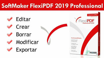 FlexiPDF 2019 Professional 2 ✔️ Full Version LifeTime License ✔️ Instant Deliver