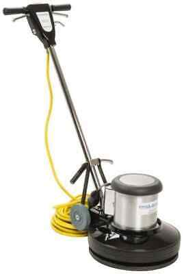 "PRO-SOURCE 17"" Cleaning Width, Electric Floor Burnisher 1.5 hp, 175 RPM"