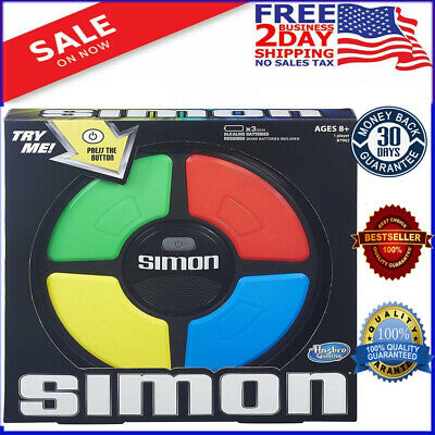 "Simon Game lights and sounds track of highest score  3 1.5Volt ""AA"""