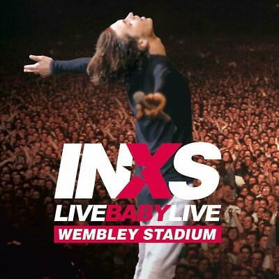 INXS LIVE BABY LIVE WEMBLEY STADIUM 2 CD (Released November 15th 2019)
