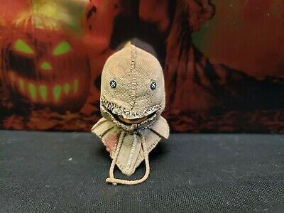 """2019 NECA Trick 'r Treat Sam Ultimate 4"""" Figure: Open Mouth Masked Head ONLY"""