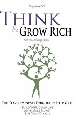 Think and Grow Rich - Network Marketing Edition by Hill, Napoleon Paperback The