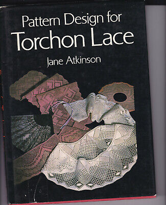 Pattern Design For Torchon Lace