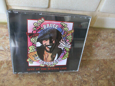 Bruce Springsteen The E Street Band Live At The Bottom Line 1975 Rare Live 2xCD