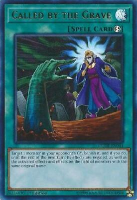 Called by the Grave - DUDE-EN044 - Ultra Rare 1st Edition Near Mint Duel