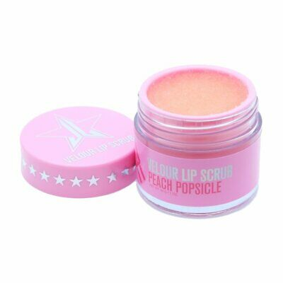 Jeffree Star Peach Popsicle Lip Scrub New Genuine Christmas Gift Makeup Sale