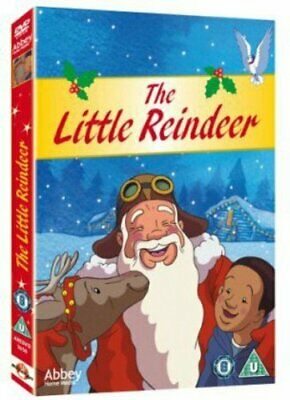 The Little Reindeer [DVD] - DVD  6QVG The Cheap Fast Free Post
