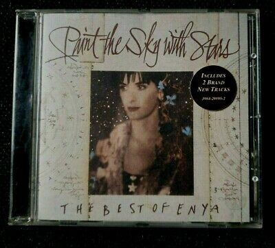 Paint  The  Sky  With  Stars   The  Best  Of  Enya    16  Track  Cd