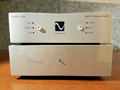 PS Audio DLIII DAC + Moll-Modifikation  DAC Highend !!!