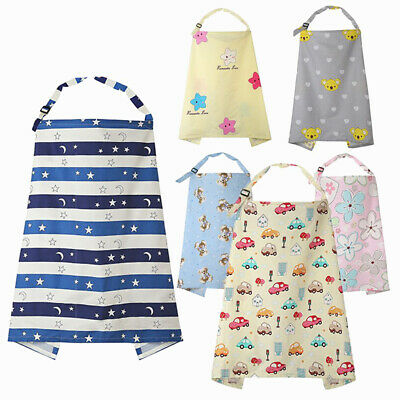 Baby Infant Breast Feeding Nursing Cover Scarf Poncho Blanket Shade Wraps Clever