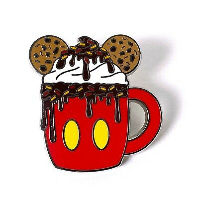 Mickey Mouse Happy Holiday Hot Cocoa Mystery Collection Disney Pin
