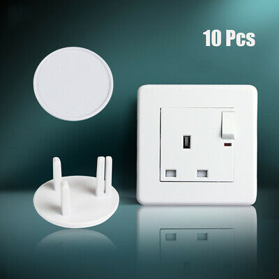 Electrical Baby Safety Power Outlet Children Protector British Socket Cover