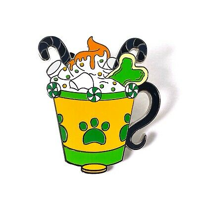 Pluto Happy Holiday Hot Cocoa Mystery Collection Disney Pin