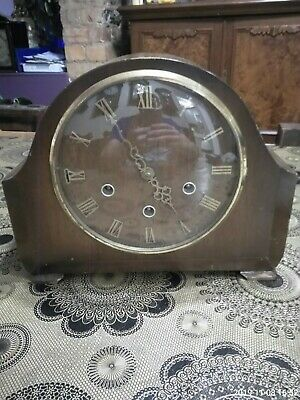 Antique smiths Mantle Clock Westminster Chimes