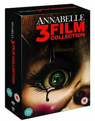 Annabelle 3-Film Collection [2019] New DVD Box Set / Free Delivery