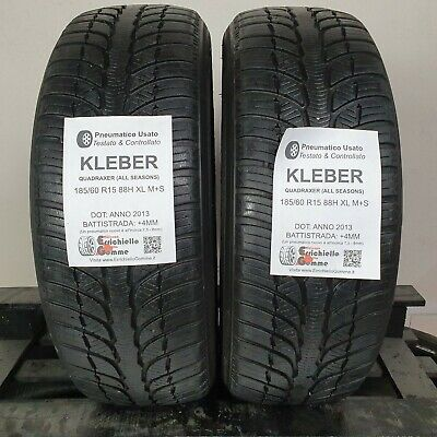 Pneumatici 4 stagioni IMPERIAL 185//65 R15 92 H AS DRIVER XL M+S