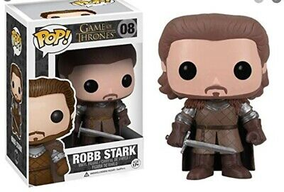 Funko pop game of thrones robb stark figura coleccion figure juego de tronos