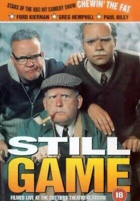 Still Game - Filmed Live At The Cottiers Theatre Glasgow (DVD) Chewin The Fat