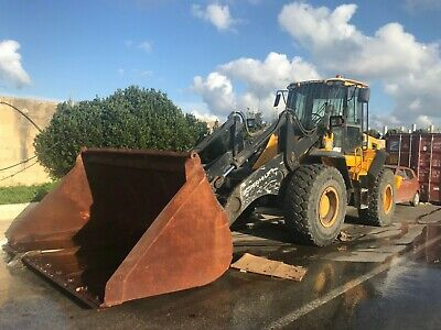 Jcb 436 Super Hi-Lift Wheel Shovel