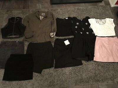 Teenager/Ladies Size 10 clothing bundle - very good used condition